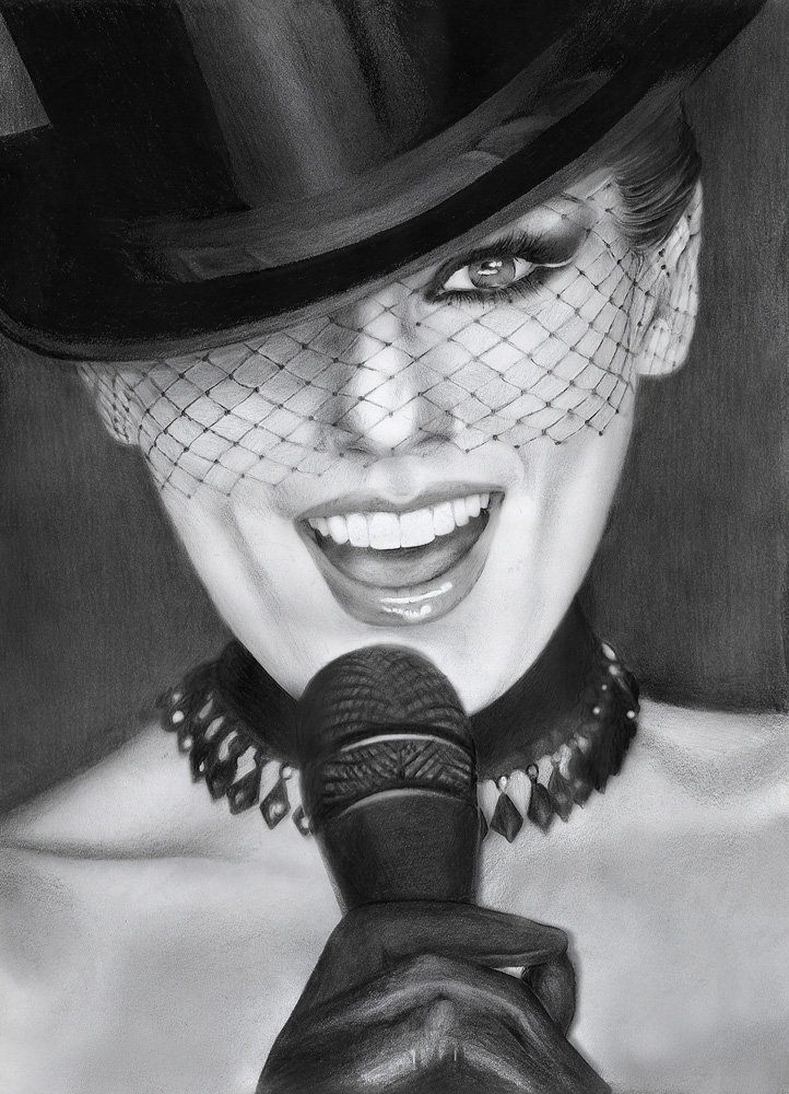 Shania Twain by riefra